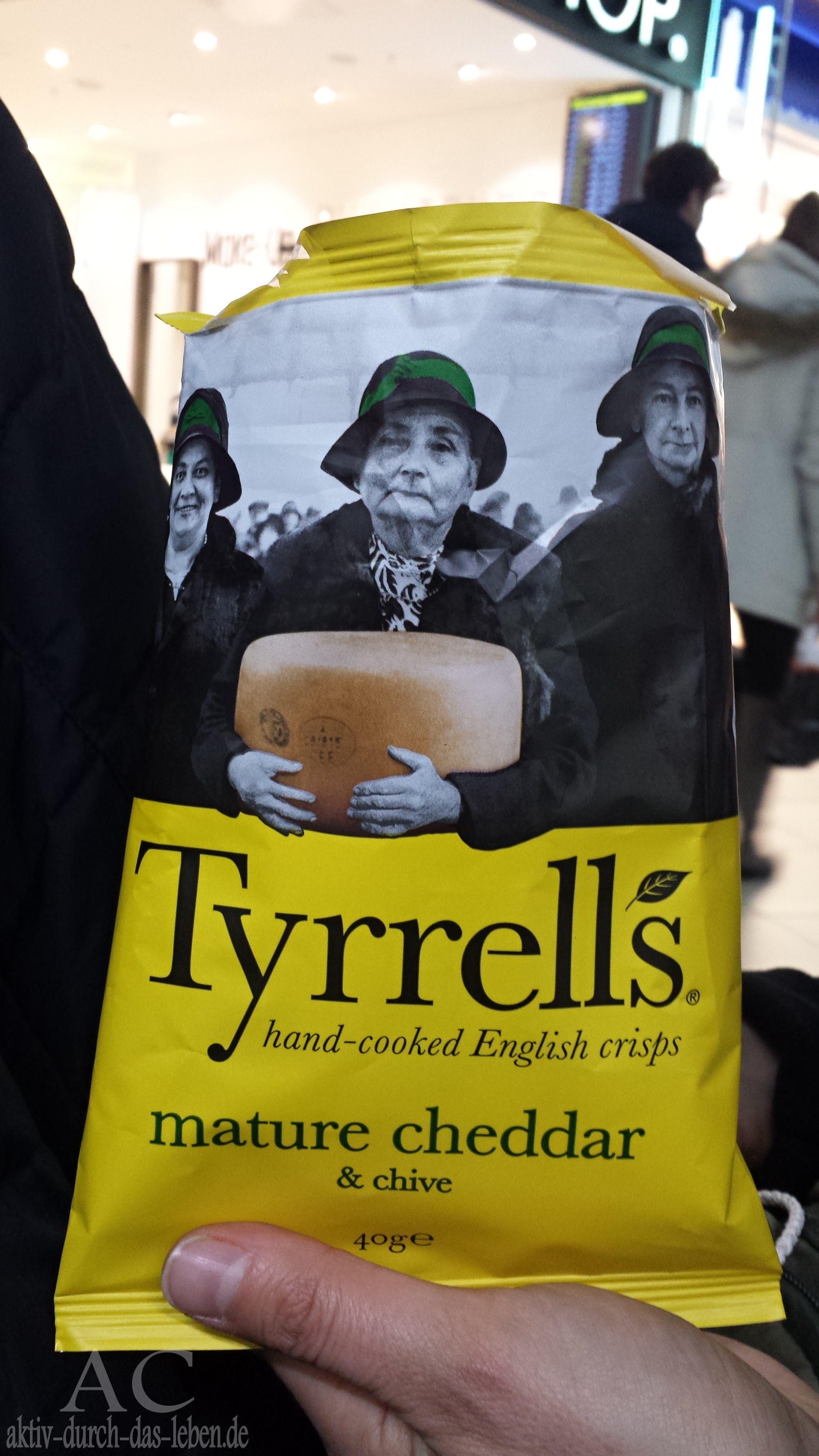 Tyrrell's English Srisps