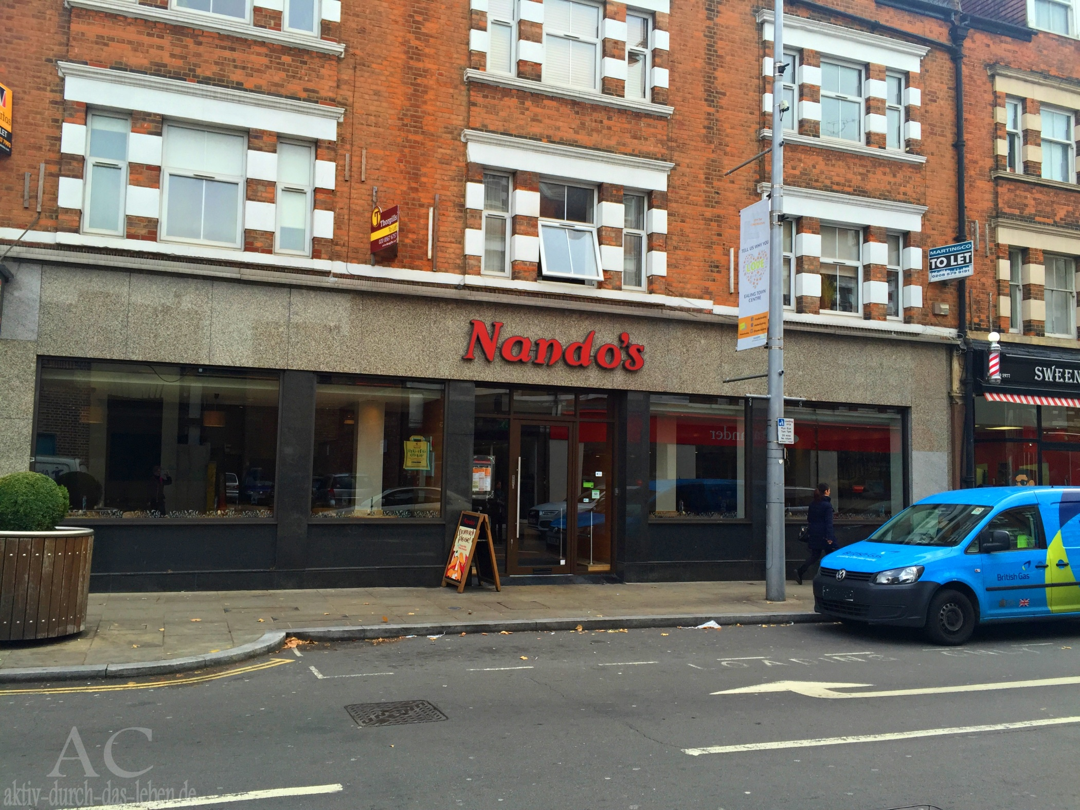 Nando's London Ealing