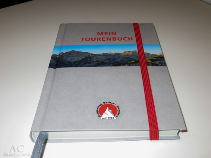 Mein Tourenbuch, Bergverlag Rother