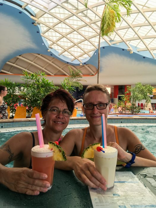 H2O Therme Bad Waltersdorf Poolbar