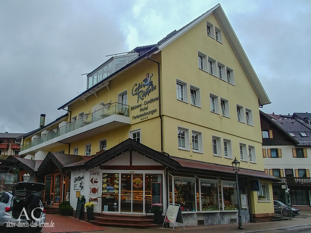 Café Räpple in Bad Peterstal