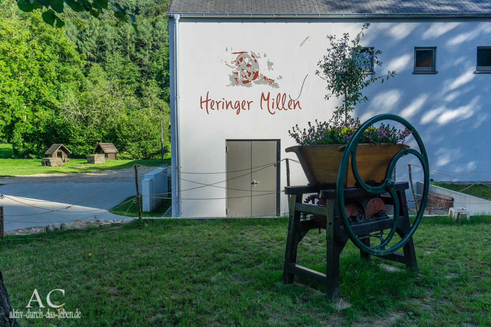 Tourist Center Heringer Millen Mullerthal