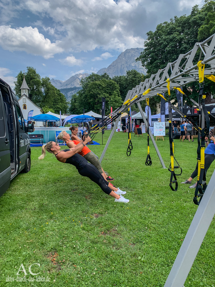 Womens Summer Festival TRX