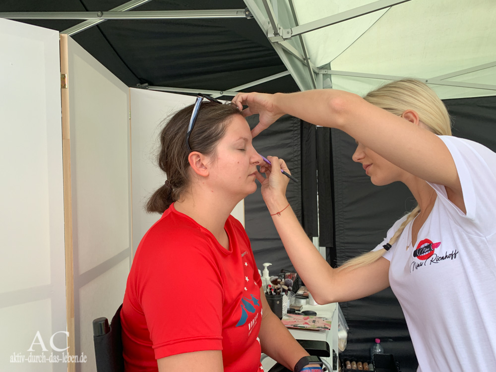 Womens Summer Festival Beauty Lounge