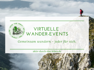 virtuelle Wander-Events