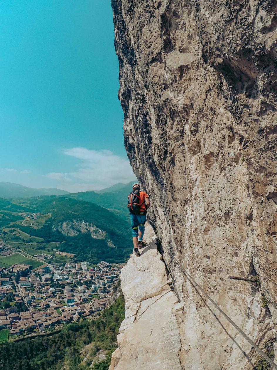 Klettersteig wandern
